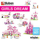 SLUBAN GIRLS DREAM FULL RANGE CHOOSE YOUR KIT FULLY COMPATIBLE BRAND NEW