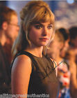 IMOGEN POOTS SIGNED AUTHENTIC 8X10 PHOTO w/COA SEXY ACTRESS NEED FOR SPEED