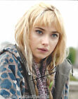 IMOGEN POOTS SIGNED AUTHENTIC 'KNIGHT OF CUPS' 8X10 PHOTO w/COA SEXY ACTRESS