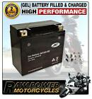 Harley Davidson FXLR 1340 Low Rider Custom 1990 JMT Gel Battery YTX20-BS