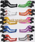 CNC Brake clutch levers for Yamaha XT660R / X  2004-2011 XT 600E  1990-2003