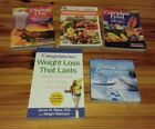 Lot 5 Weight Watchers Dining Out Companions and Weight Loss that Lasts