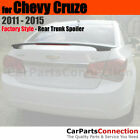 Painted Trunk Spoiler For 11 15 Chevrolet Chevy Cruze WA316N GOLD MIST METALLIC