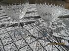 2 CRYSTAL BACCARAT PARIS CUT CHAMPAGNE SHERBET GLASSES 5 1 4 H X 3 3 4 D