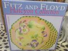 Fitz & Floyd HALCYON COLLECTION Set of 4 Salad Plates NEW w/ Box Never Opened