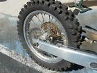 06 HUSQVARNA TE450 Rear Wheel Rim Hub Spokes TE 450 2006 '06