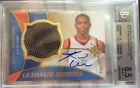2008-09 Upper Deck Ultimate Collection Russell Westbrook Rookie RC Auto 150 SP