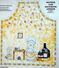 DAUGHTER Apron Fabric Panel - Sue Kruger  *