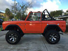 Ford  Bronco BEAUTIFULL RESTORED 1974 FORD BRONCO