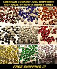 SS6 2mm AAA+ Quality HotFix Rhinestones Korean Stye Many Colors 10 25 Gross