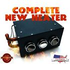 1967 - 1972 Chevy Truck Complete Replacement Heater Kit strong 12v electric new