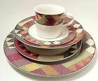 STUDIO NOVA PALM DESERT Y2216 CHINA DISHES 5 PIECE PLACE SETTING (s)