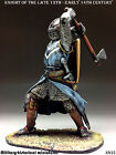 Tin soldiers 54 mm Knight 13th -14th century HAND PAINTED
