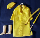 Friends - LOVELY COND. Yellow Raincoat
