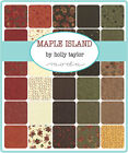Moda FABRIC Charm Pack ~ MAPLE ISLAND ~ by Holly Taylor  - 5
