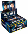 2015 Topps Doctor Who Trading Cards Hobby Sealed Box