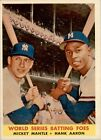 Ultimate Guide to 1950s Mickey Mantle Topps and Bowman Cards 34