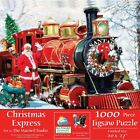 Christmas Express 1000 Piece New Jigsaw Puzzle