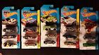 2014 Hot Wheels Regular Treasure Hunts Complete Set of 15