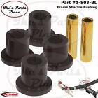 Prothane 1-803-BL Front or Rear Frame Shackle Bushing 87-96 JEEP Wrangler YJ