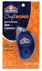 Elmers CraftBond Photo Safe Refillable Permanent Acid Free Dot Runner 1 3 W