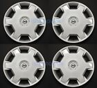 SET 4 2007 2008 2009 2010 Versa Cube 15 Hubcap Rim Wheel Cover Wheelcover NEW
