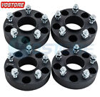 4X 25mm 1 5x45 Hubcentric Wheel Spacers For Nissan 300SX 350Z Infiniti G35