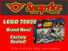 Brand New Sealed LEGO Star Wars Kashyyyk Troopers 75035 Build an Army Fast
