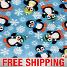 Fleece Fabric Penguin Baby 60 Wide Free Shipping Style PT 1022