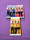 2003 Weight Watchers Workouts 3 VHS Tape Set Get Started Get Moving Get Fit
