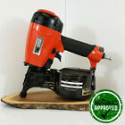 Tacwise Air Powered Coil Nail Gun FCN57V for 2.1-2.5 Flat Coil Nails in 25-57mm