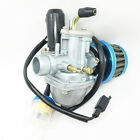 New Carburetor Air Filte 2 Stroke 50cc 49cc Scooter Moped Carb Gy6 Motorcycle