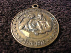 1976 US Bicentennial Bronze Medal/Token/Coin/Necklace Declaration Independence