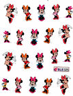 Disney Mickey Minnie Mouse Nail Art Design Decals Water Transfers Stickers #818A
