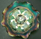 Cable Ruffled Bowl~Super Color