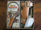 1950s Mattel Shootin' Shell Boxed Plainsman Holster Set In Very Nice Condition