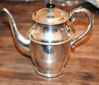 VINTAGE TEAPOT SILVER PLATED EPNS TALL ELEGANT BEAUTIFUL