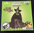 NEW PAPER HOUSE SHAPED JIGSAW PUZZLE THE WIZARD OF OZ - WICKED WITCH 500 PCS