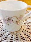 Corning Corelle Wisteria Tea Cup Mug Retired Replacement Swirl Dinnerware Coffee
