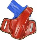 Premium Leather Thumb Break Belt Holster for NAA Guardian 32 380