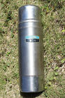 Vintage THERMOS #2460S Stainless Steel  Quart Size Vacuum Bottle Made In USA