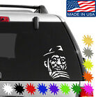 Freddy Krueger Decal Sticker BUY 2 GET 1 FREE Choose Size  Color Nightmare Elm