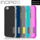 Incipio iPhone 6S 6 Case Phenom Hybrid Shockproof Slim Rugged Hard Shell Cover