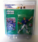 1996 Drew Bledsoe New Patriots Action STARTING LINEUP Football Figurine