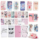 Magnetic Flip Wallet Card Holder Pattern Stand Case Cover For iPhone 6s 6 Plus