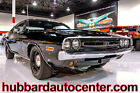 Dodge Challenger Galen Govier Documented Matching Numbers 426 Hemi Survivor The ONLY Know Existing Original Black 1971 Hemi Challenger DOCUMENTED