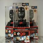 Liquid Image Ego Black Wearable Sports Action Camera 12Mp 1080p Full HD WiFi