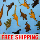 Dinosaurs Fleece Fabric Allover Blue Style 672 60 Wide Free Shipping