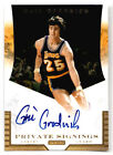 2017 Panini NBA Finals Private Signings Basketball Cards 18