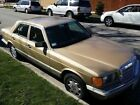 Mercedes-Benz: 300-Series SD 1985 mercedes for $3700 dollars